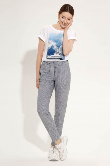 брюки Панда 482960 серый