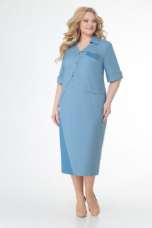 Karina deLux B-415 голубой