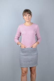 Mita ЖМ912 розовый/серый