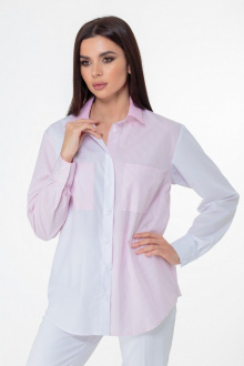 Anelli 893 бело-розовый