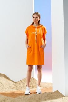 платье Prestige 4118/170 коралловый