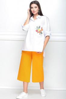 LeNata 21186 оранжевый