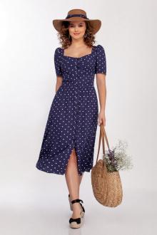 платье Dilana VIP 1719/2 синий