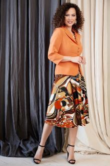 Мода Юрс 2527-1 оранжевый