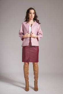 куртка AMORI 2067 розовый