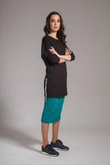 платье AMORI 9317 черный