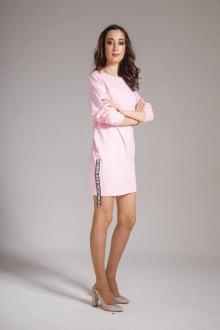 Платье AMORI 9317 розовый