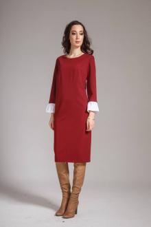 платье AMORI 9309 вишня