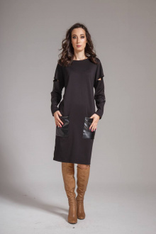 Платье AMORI 9303 черный