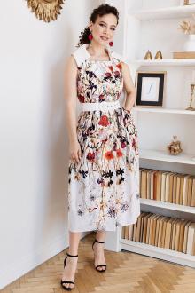 Мода Юрс 2678 цветы