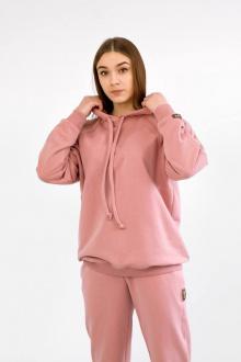 худи Anli 085 розовый