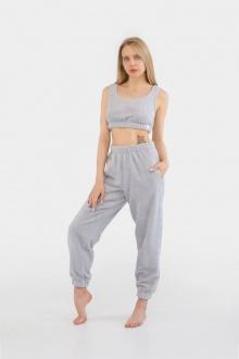 брюки Anli 078 серый