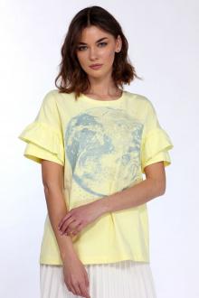 Блуза ELLETTO LIFE 3480 желтый