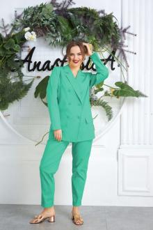 Anastasia 580 мятно-зеленый