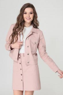 куртка,  топ,  юбка Verita 2098 пудра