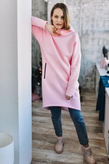 Rawwwr clothing 048-начес розовый