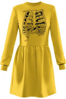 Rawwwr clothing 009.014-начес желтый