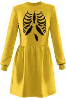 Rawwwr clothing 009.041-начес желтый