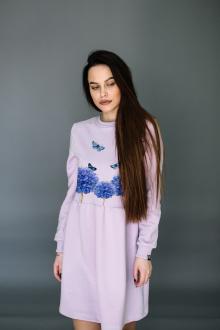Rawwwr clothing 009.209-начес лиловый