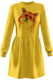 Rawwwr clothing 009.36-начес желтый