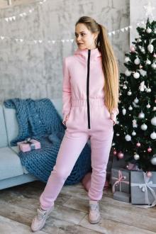 комбинезон Rawwwr clothing 114-начес розовый
