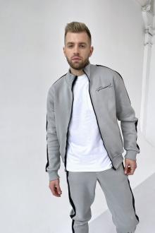 Rawwwr clothing 122-начес серый