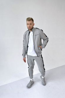 Rawwwr clothing 123-начес серый