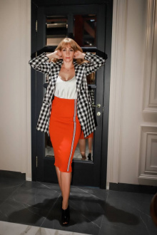 Avenue Fashion 601 красный