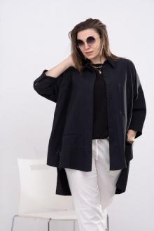 блуза GRATTO 4129 черный