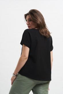 футболка GRATTO 4126 черный