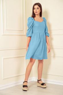 Andrea Fashion AF-141/10 голубой