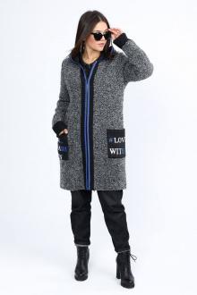 М-1319 серый-синий