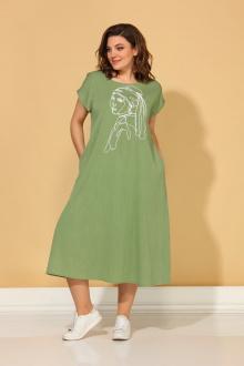 ALEZA 1025 зеленый