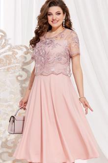 платье Vittoria Queen 14053 пудра