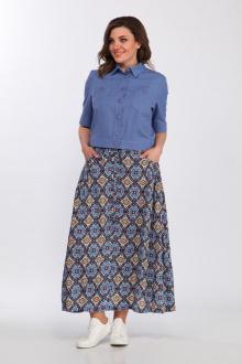 Lady Style Classic 1328/1 синий