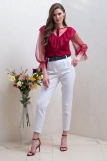 блуза Condra 16133 марсала