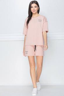 LeNata 21196 розовый