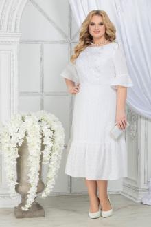 платье Ninele 5832 белый