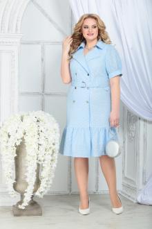 платье Ninele 5838 голубой