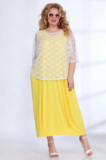 Angelina & Сompany 530 желтый-белый