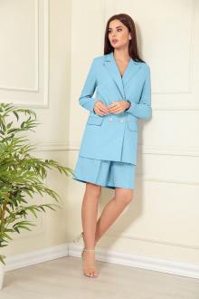 Andrea Fashion AF-136/10 голубой