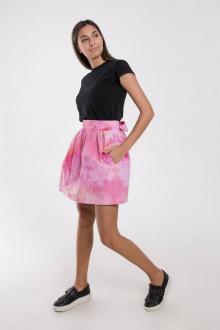 юбка Madech 21173 розовый,желтый