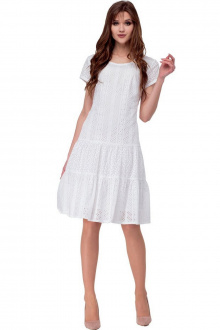 Платье AMORI 9524 молочный