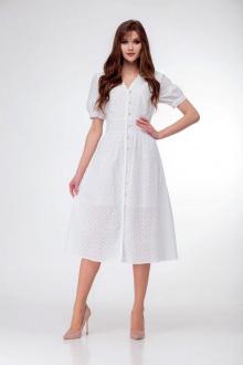 Платье AMORI 9525 молочный