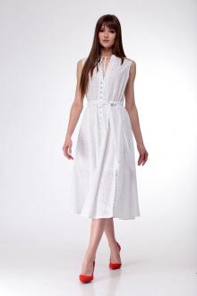 платье AMORI 9529 молочный