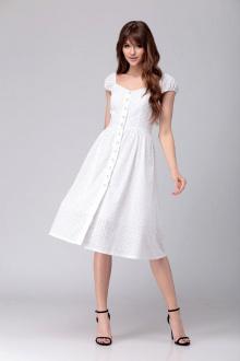 платье AMORI 9530 молочный