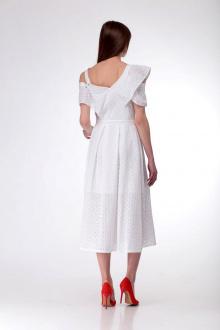 Платье AMORI 9531 молочный