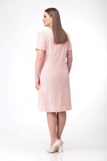 платье AMORI 1747 пудра