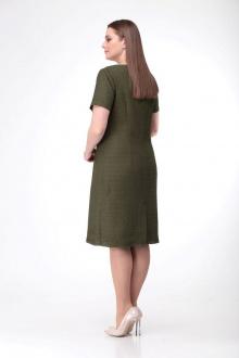 платье AMORI 1747 хаки