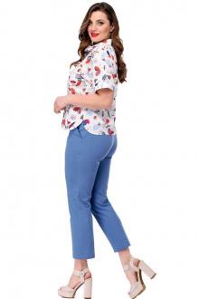 блуза,  брюки AMORI 1783